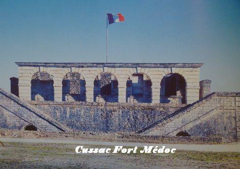 Fort Médoc Cussac