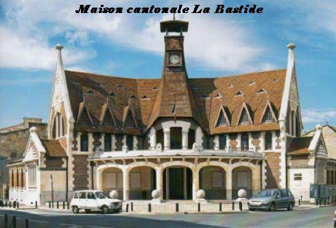 Maison cantonale La Bastide