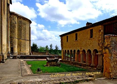 Langonnais-cloitre-St Macaire