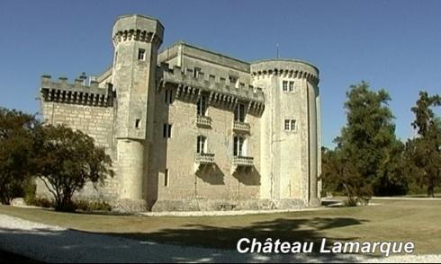 Médoc-château Lamarque