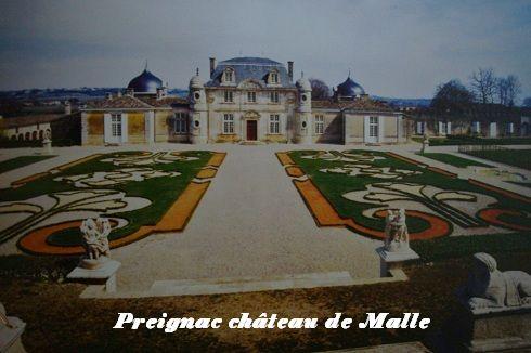 chateau de Malle Preignac