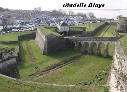 Haute-Gironde-citadelle Blaye