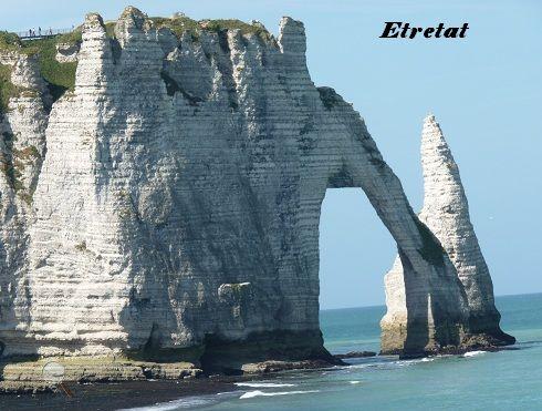 falaise Etretat