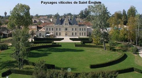 chateau St emilion