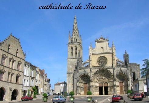 Bazas-cathédrale