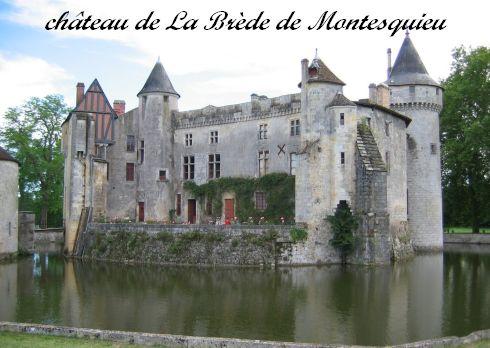 La Brède de Montesquieu