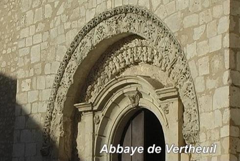 abbaye Vertheuil