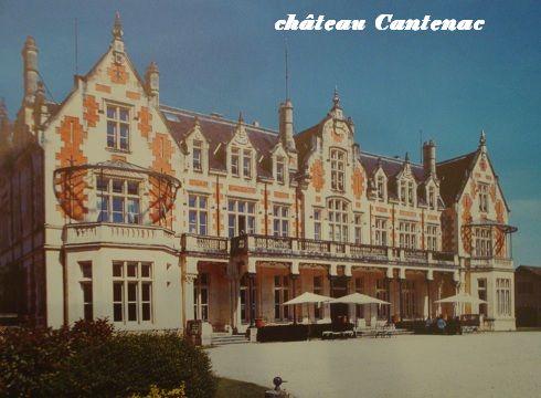 chateau Cantenac