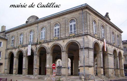 mairie Cadillac