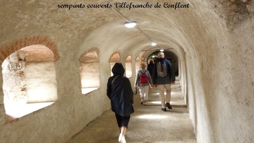01 remparts couverts villefranche conflent