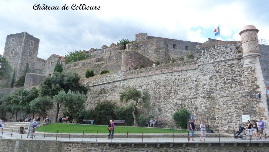 02 chateau Collioure