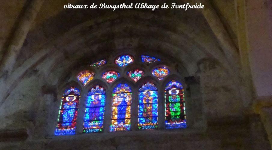 02 vitraux Fontfroide