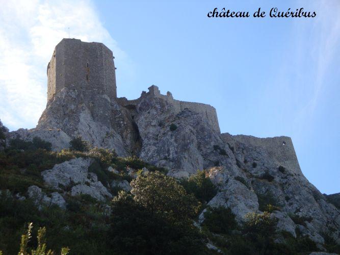 05 Château Cathare de Quéribus