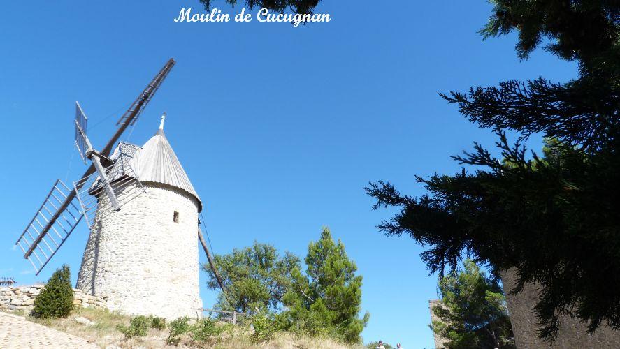 05 moulin de Cucugnan