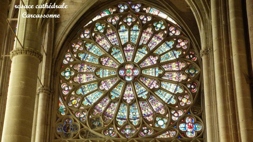 06 Carcassonne rosace