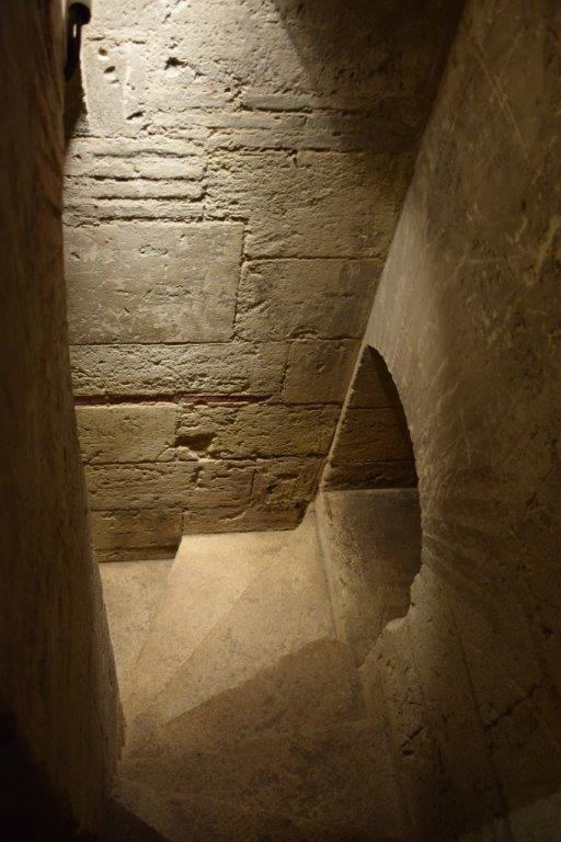 6 escalier