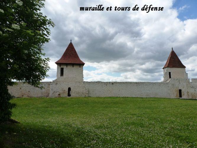 40 muraille