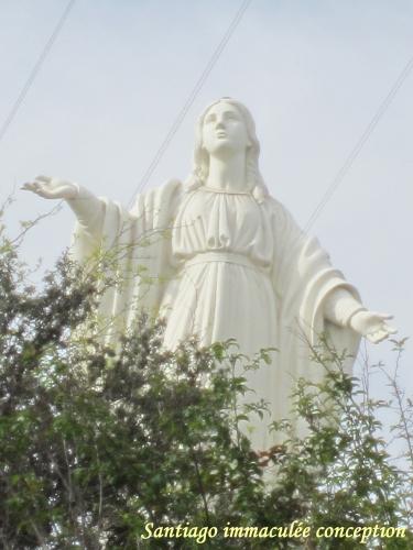 santiago-santuario de la inmaculada Concepcion