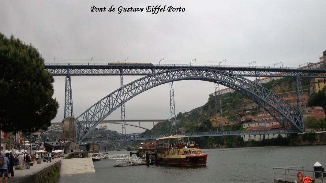 10 pont Eiffel Porto
