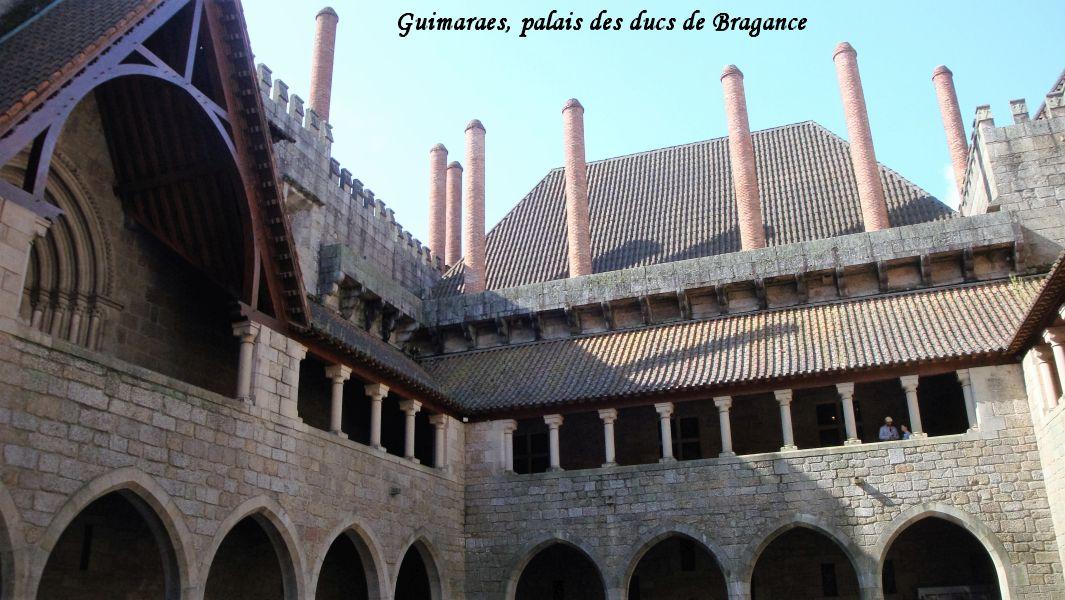 12 Guimaraes palais ducs de Bragance inspiration Bourgogne
