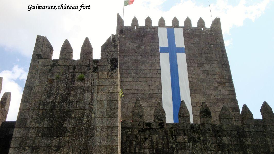 14 chateau fort Guimaraes