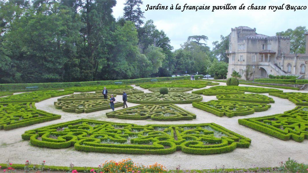 37 jardins Buçaco