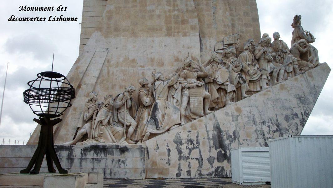 53 Lisbonne monument des découvertes