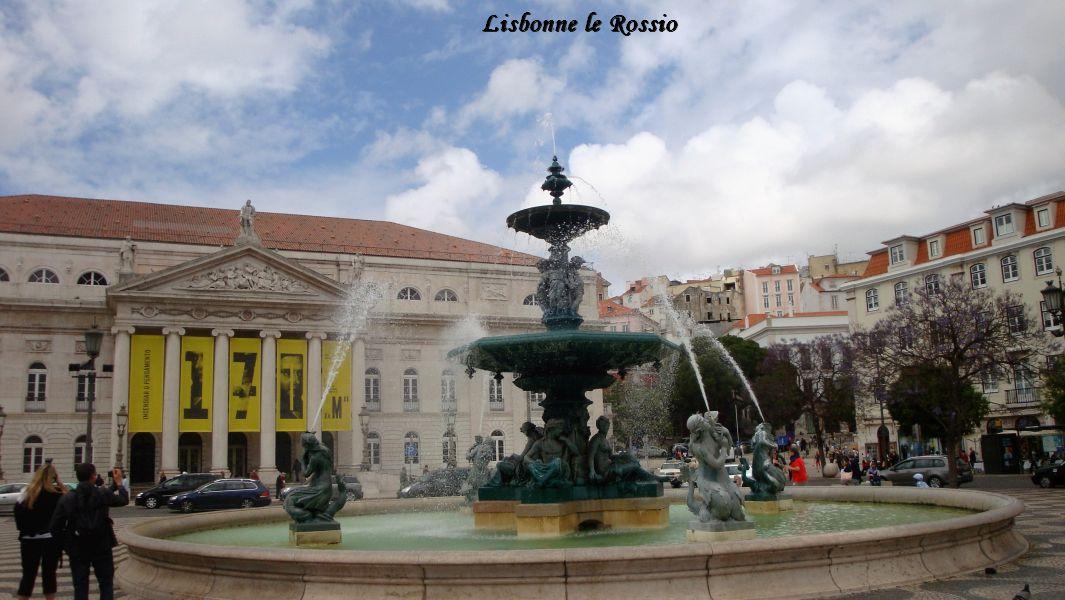 60 Lisbonne place Rossio