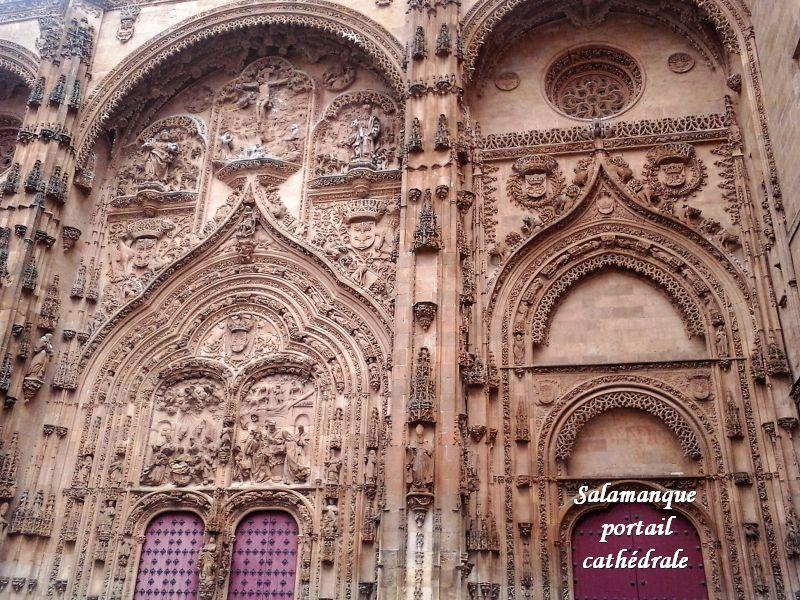 67 portail cathédrale Salamanque