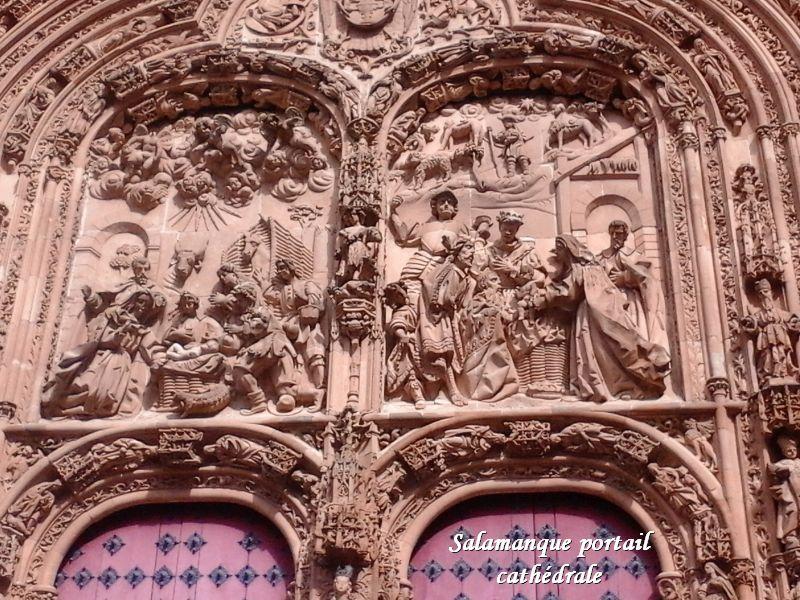 68 portail cathédrale Salamanque