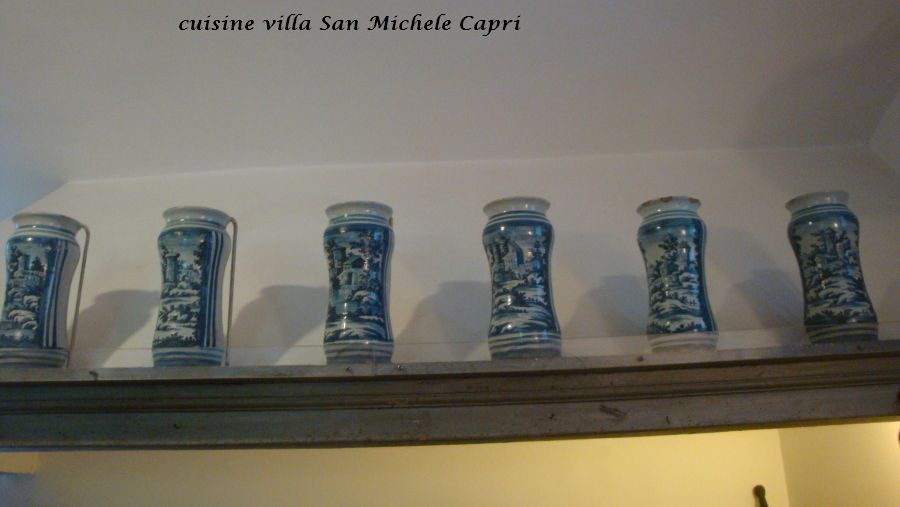 10 cuisine villa San Michele