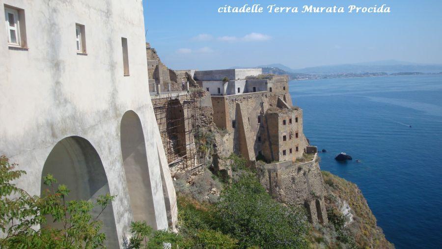 19 Procida citadelle pénitencier Terra Murata