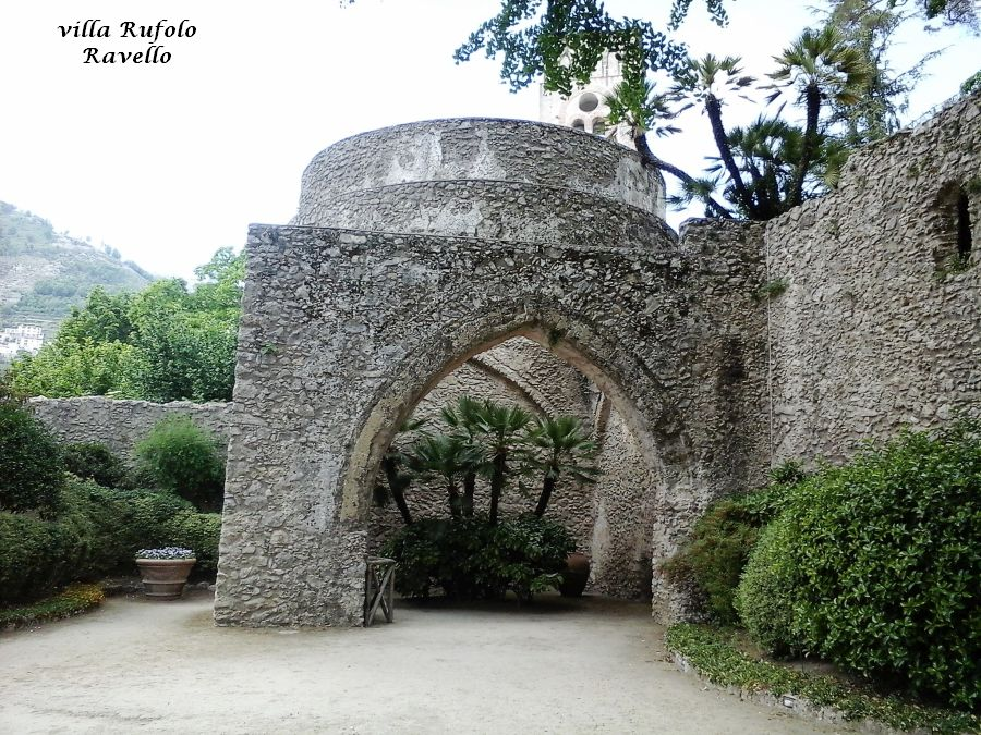 19 Ravello villa Rufolo
