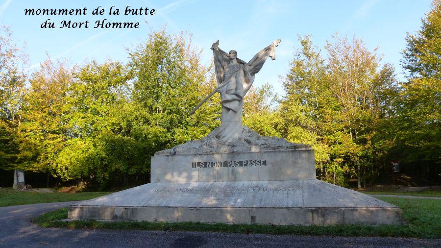 31P1050561 monument de la butte mort homme point culminant de la bataille d'Argonne (25)