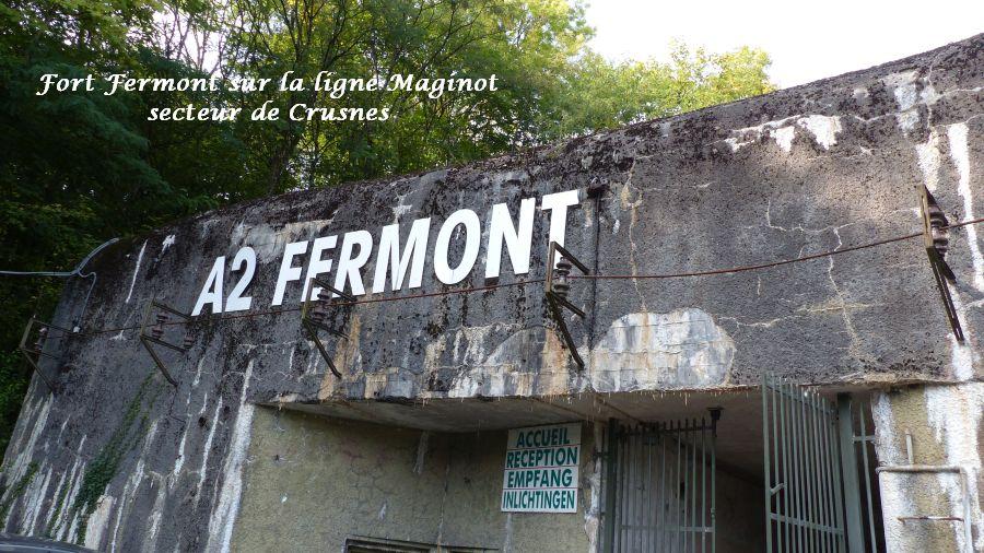 44 P1050646 fort Fermont sur ligne Maginot secteur de Crusnes