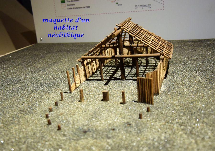 08 maquette néolithique