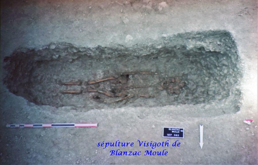 23 sépulture Visigoth